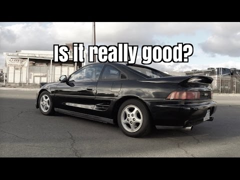 1991 Toyota MR2 Turbo Review: How good is it?