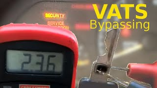 GM Security no-start (Bypassing GM VATS)