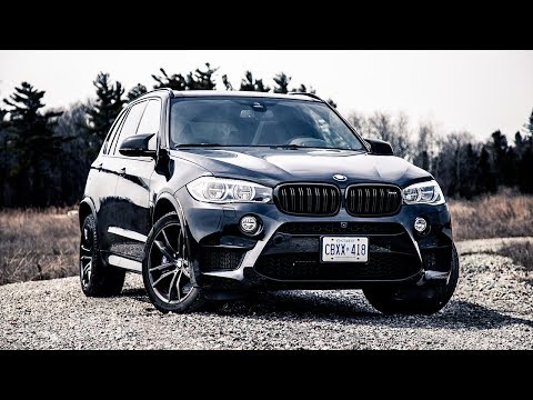 2018 BMW X5 M Review: When SUVs Rule The World