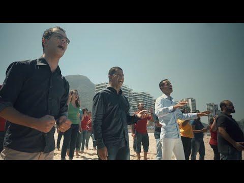 CORAL JOVEM DO RIO - MEDLEY DA FÉ - ft. ARAUTOS DO REI