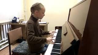 Кузина Алена - Маленькая ночная серенада - Моцарт