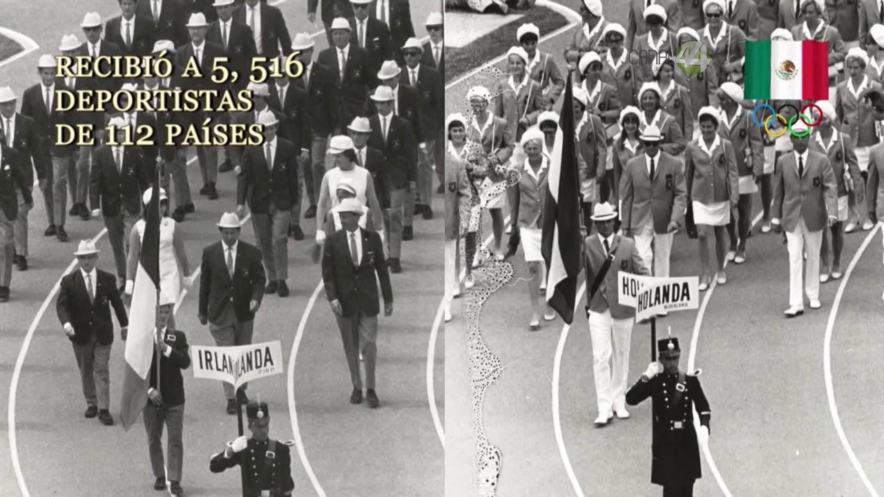 27 De Octubre Recordamos La Clausura De Los Juegos Olimpicos De