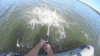 Рыбалка с Марадоной! Щука на джиг,силикон на блесну!