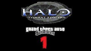 Halo CE GTA san andreas- Loquendo Capítulo 1: The Pillar of Autumm
