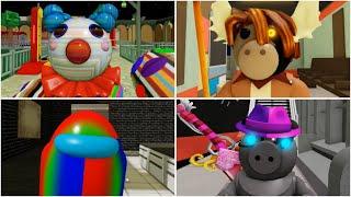 ROBLOX PIGGY NEW JUMPSCARES - Roblox Piggy Book 2 rp