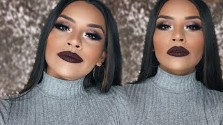 Full Face Only Using DRUGSTORE Makeup Tutorial   Sarahy Delarosa