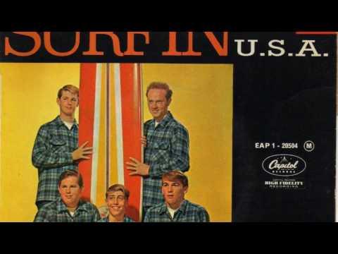 SURFIN U.S.A.--THE BEACH BOYS (NEW ENHANCED VERSION) 720P