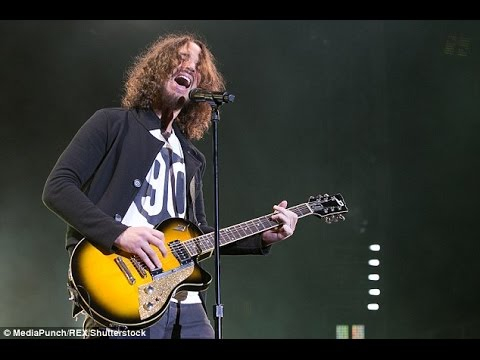 A tribute to Soundgarden and Audioslave rocker Chris Cornell