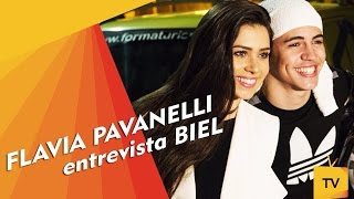 Entrevista com Biel + gaME CS versão Paintball ★ TV FORMA