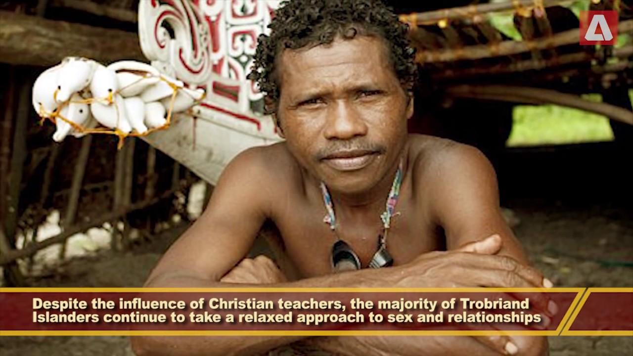 trobrianders tribe papua new guinea