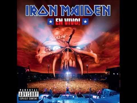 Iron Maiden - The Final Frontier(Live 2012 En Vivo)