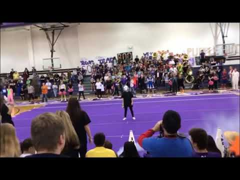 Alvarado High School Halloween Pep Rally 2018-2019