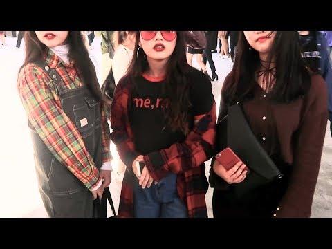 Korean Students Who SLAYED at Seoul Fashion Week! 18SS