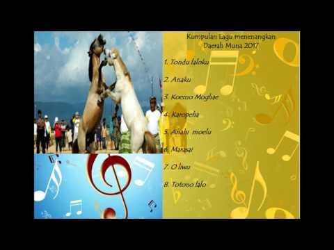Kumpulan Lagu Daerah Muna 2017-sangat menenangkan Jiwa