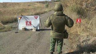 Разведение войск в Донбассе снова не состоялось.