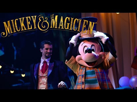 Mickey and the Magician - Full Show HD - Disneyland Paris