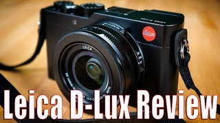 Видео Leica D-Lux Review & Compared to Sony RX100 VA (автор: Jay SonyAlphaLab)