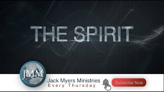 The Person of the Holy Spirit: Part II | Series Promo | Jack Myers Ministries | Tonight at 7PM