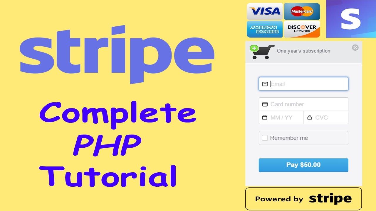 Stripe Complete PHP Tutorial   STRIPE   COMPOSER INSTALL   STRIPE BASIC  INTEGRATION