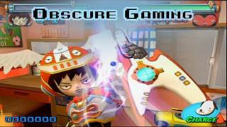 Obscure Gaming: Gitaroo Man (PS2 / PSP)