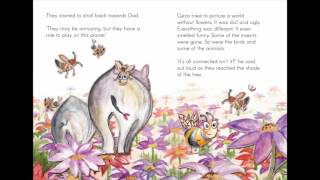 Geza and the Bee Official Book Video