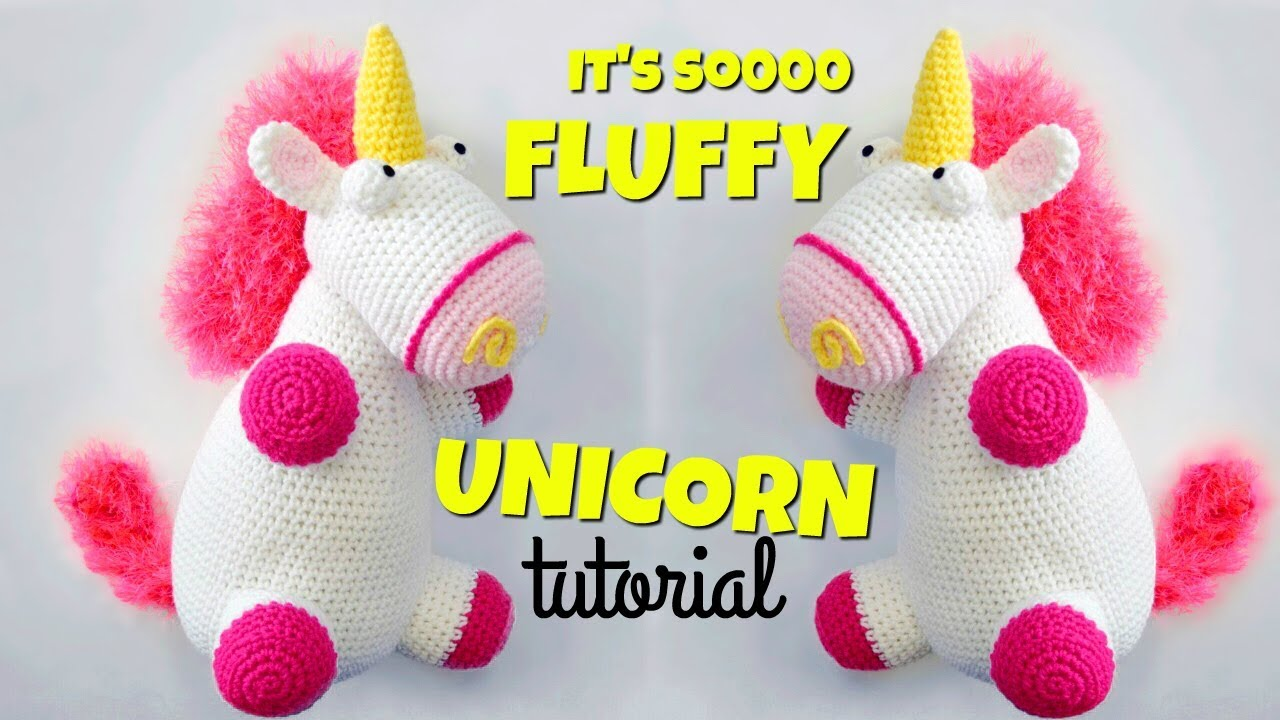 Crochet Sparkly Unicorn Hat with Spiral Horn | Yarn crafts ... | 720x1280