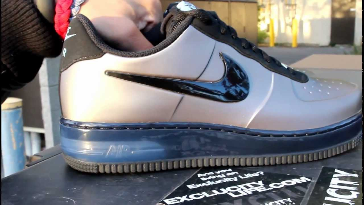 2be337ce71be1 AIR FORCE 1 FOAMPOSITE LOW