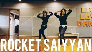 ROCKET SAIYAN/ EASY STEPS/ WEDDING CHOREO/ SHADI DANCE/ RITU'S DANCE STUDIO SURAT.