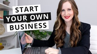 How to Start Y๐ur Own Business in 2021 | Episode 1 - Small Business 101
