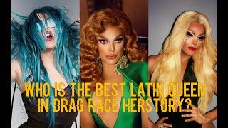Best Latina Drag Queens