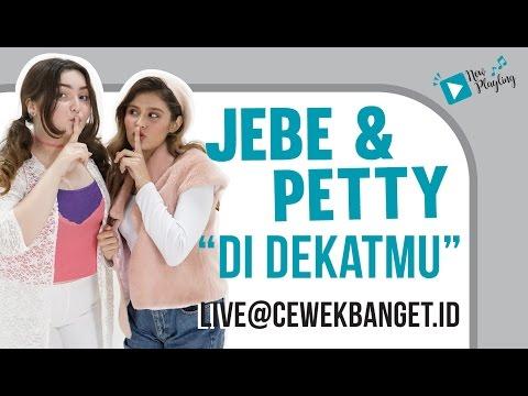"""Jebe & Petty Nyanyi """"Di Dekatmu"""" Versi Acapella di Cewekbanget.Id"""
