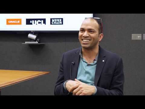 Udai Chilamkurthi Lead Architect Retail and Logistics of Sainsbury's discusses the RBC