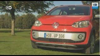Cross up! - миниатюрный и доступный внедорожник от Volkswagen