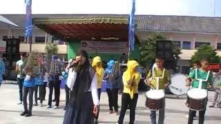 Smp Negeri 1 Kota Tebing Tinggi - Marching Band