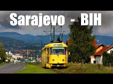 SARAJEVO TRAM - Die Straßenbahn in Sarajevo (16.-18.09.2014)