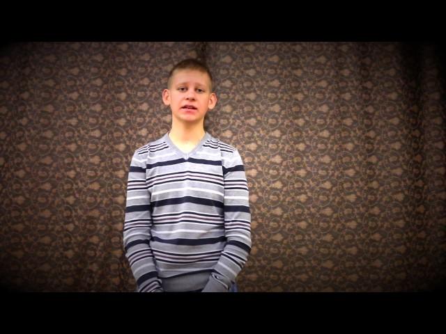 Изображение предпросмотра прочтения – ИванПереверзев читает произведение «Ребенком я не зная страху» В.Я.Брюсова