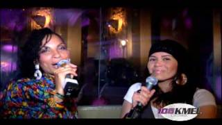 HOUSE OF SOUL 2010: Goapele Interview