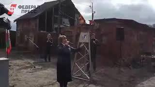 Чиновники пустили газ в Советск Калининградской области