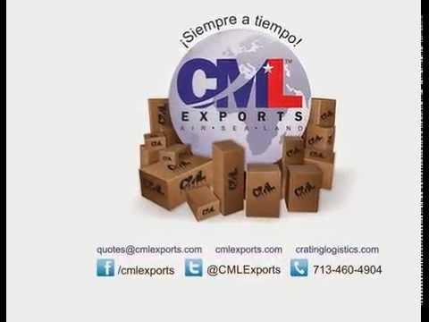 CML Exports - ¡Siempre a tiempo!