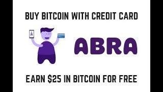 How to buy Bitcoin with Credit Card in India? Also, earn $25 in Bitcoin for free