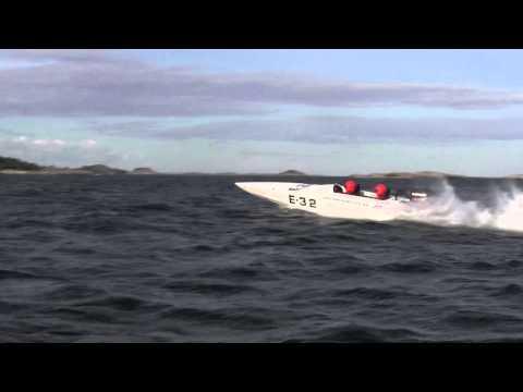Film 2 Nynäs Offshore Race dag 1 2014