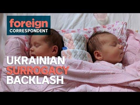 Ukrainian Surrogacy Backlash | Foreign Correspondent