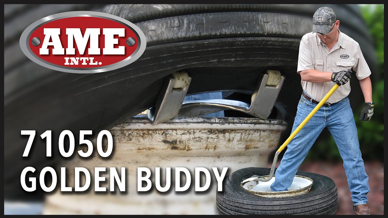 How Much To Lift A Truck >> AME #71050 Golden Buddy - YouTube