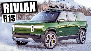 Your Next Electric SUV? - Rivian R1S Review