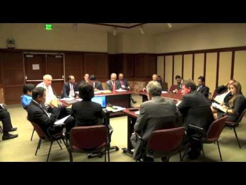 (04 Dec 2013) Breakout Groups on Natural Capital: Group A (part 3)