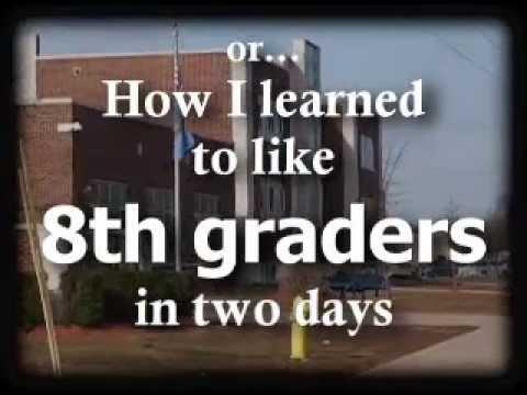 Service Learning Project: UW-Marinette & Marinette Middle School