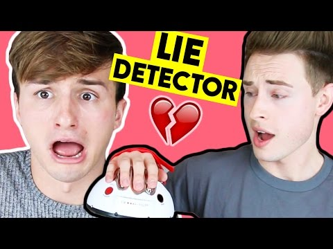 FORCING MY BAE TO TAKE LIE DETECTOR TEST