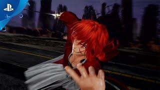Jump Force - Ruroni Kenshin Trailer | PS4
