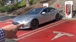 Is a Tesla roadtrip a good idea?