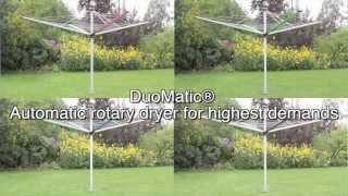 Уличная сушилка BLOME DuoMatic. Премиальная модель(Круговая уличная сушилка DuoMatic класса премиум с автоматом натяжения нити и системой открывания-закрывания...., 2013-02-08T09:55:30.000Z)